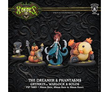 Grymkin Dreamer & Phantasms Warlock / Solos