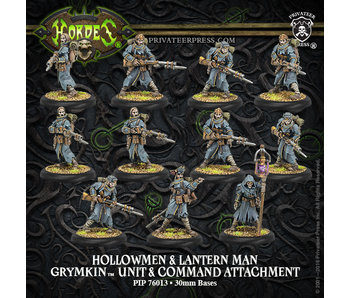 Grymkin Hollowmen & Lantern Men Unit (Plastic)