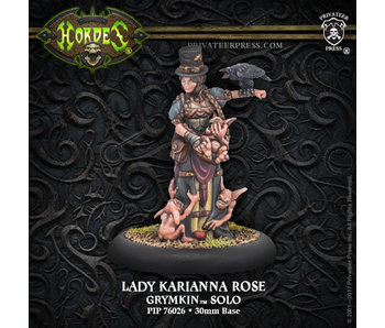 Grymkin Lady Karianna Rose Solo - PIP 76026