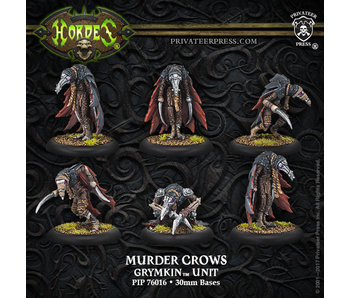 Grymkin Murder Crows Unit - PIP 76016