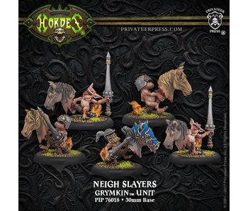 Grymkin Neigh Slayers Unit - PIP 76018