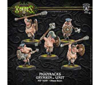 Grymkin Piggybacks Unit (Plastic) - PIP 76019