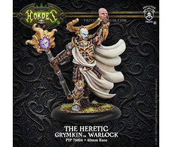 Grymkin The Heretic Warlock - PIP 76004