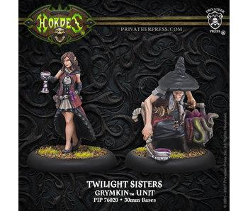 Grymkin Twilight Sisters Unit - PIP 76020