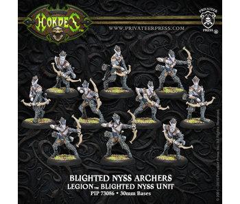 Legion of Everblight Blighted Nyss Archers/Swordsmen (Plastic)
