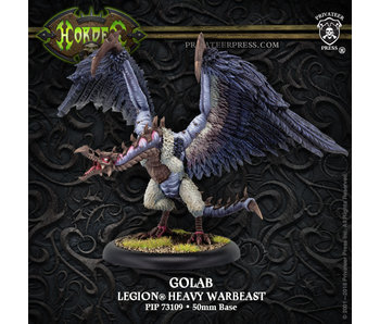 Legion of Everblight Golab Character Heavy Warbeast
