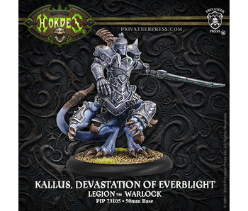 Legion of Everblight Kallus Devastation Of Everblight Warlock