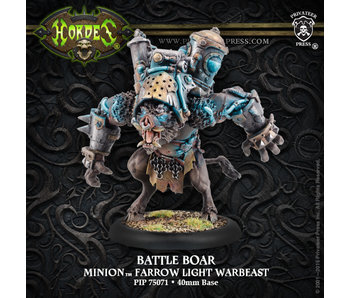 Minions Battle Boar Farrow Light Warbeast Box - PIP 75071