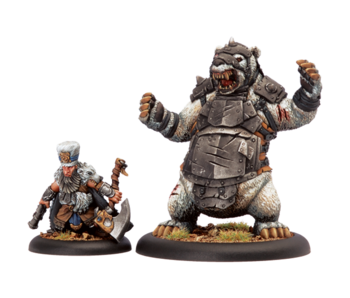 Minions Cragback & Lug Character Unit
