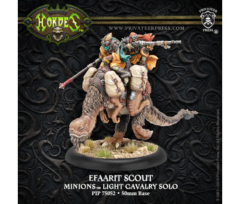 Minions Efaarit Scout Light Cavalry Solo
