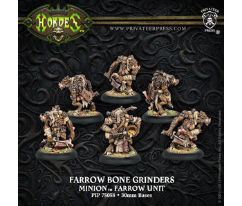 Minions Farrow Bone Grinders(6) Unit