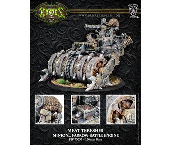 Minions Meat Thresher Farrow Battle Engine