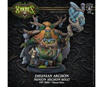 Hordes Minion Dhunian Archon Solo Box