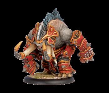 Skorne Titan Bronzeback Alpha Warbeast Box