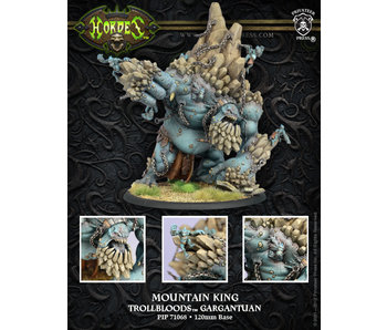 Trollbloods Mountain King Gargantuan