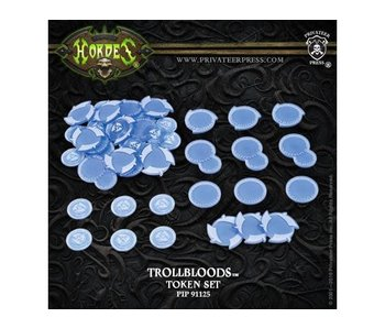 Trollbloods Token Set Mk. III