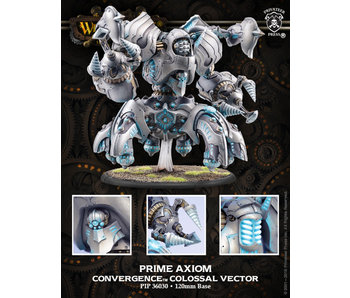 Convergence of Cyriss Prime Axiom / Conflux Colossal