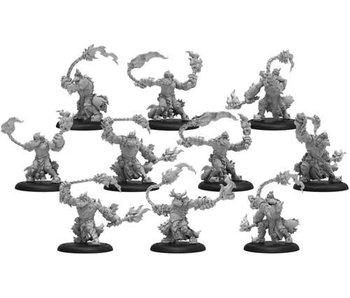 Cryx Blighted Trollkin Marauders Unit (10)