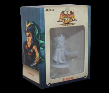 Arcadia Quest - Hassan