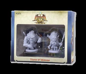 Arcadia Quest - Tiaret & Mittens