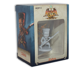 Arcadia Quest - Zahra