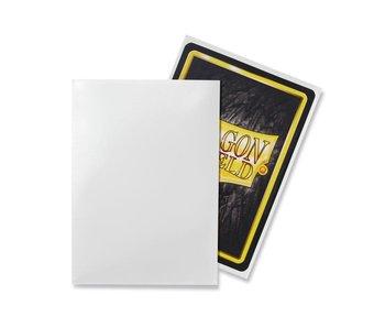 Dragon Shield Sleeves White (100)