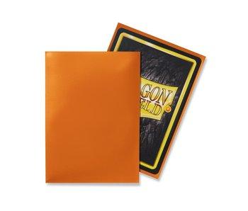 Dragon Shield Sleeves Orange (100)