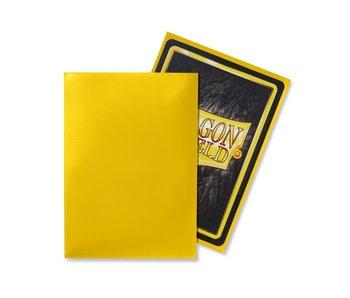 Dragon Shield Sleeves Yellow (100)