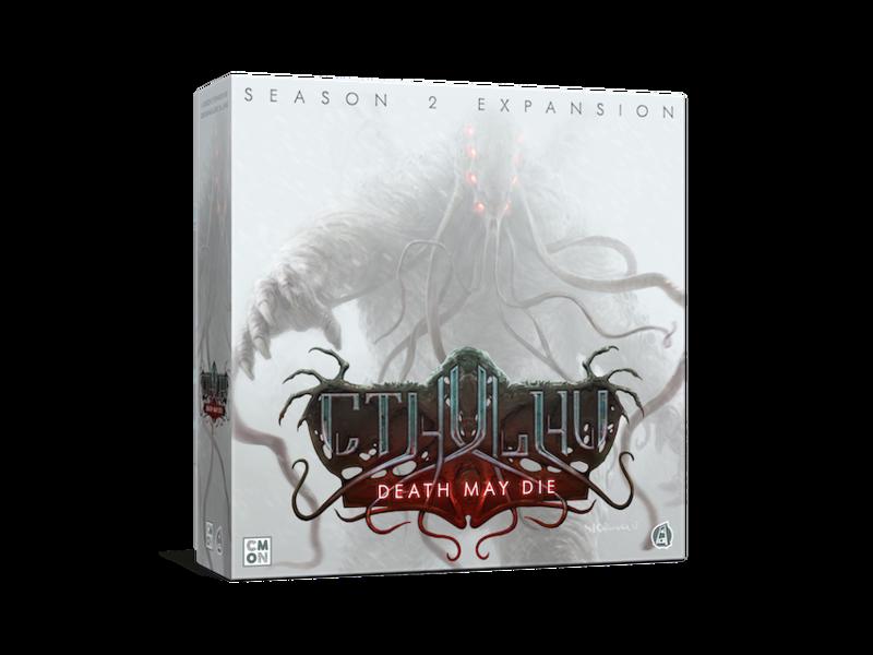 CMON Cthulhu - Death May Die Season 2