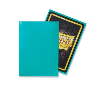 Dragon Shield Sleeves Turquoise (100)