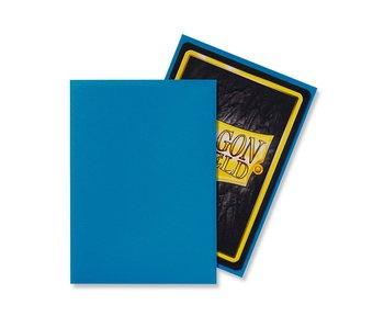 Dragon Shield Sleeves Matte Sky Blue (100)