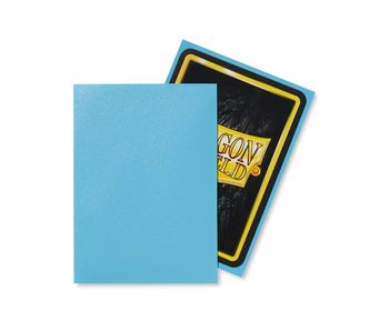 Dragon Shield Sleeves Matte Baby Blue (100)