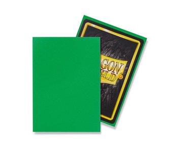 Dragon Shield Sleeves Matte Apple Green (60)