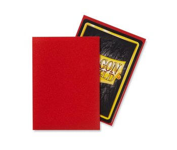 Dragon Shield Sleeves Matte Crimson (100)