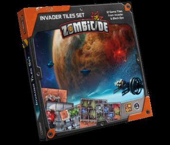 Zombicide - Invader Tiles