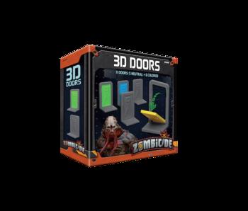 Zombicide - Invader 3D Doors