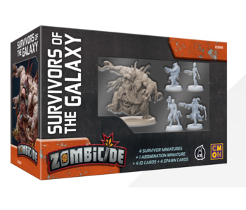 Zombicide - Survivors of The Galaxy