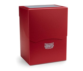 Dragon Shield Deck Box Shell Red (60)
