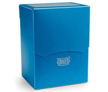 Dragon Shield Deck Box Shell Blue (60)