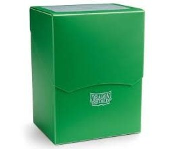 Dragon Shield Deck Box Shell Green (60)