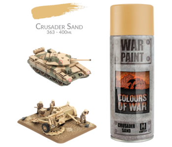 Flames of War War Paint Crusader Sand Colours
