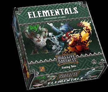 Massive Darkness - Elementals