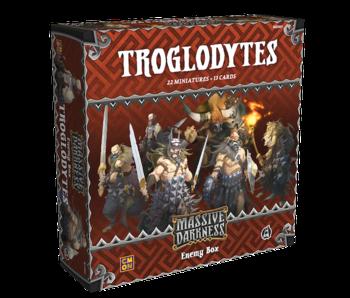 Massive Darkness - Troglodytes