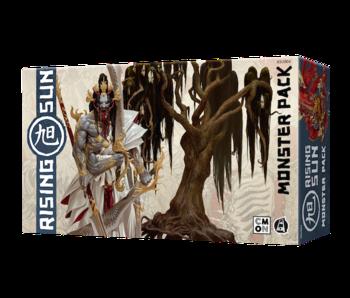 Rising Sun - Monster Pack