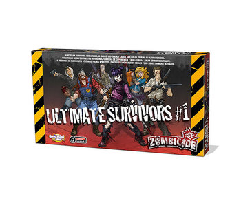 Zombicide: Ultimate Survivors
