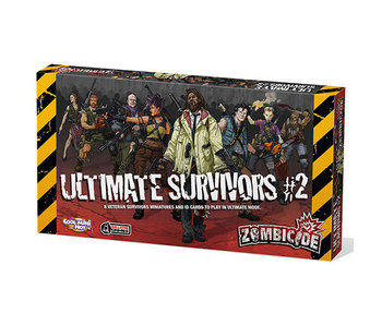 Zombicide: Ultimate Survivors #2