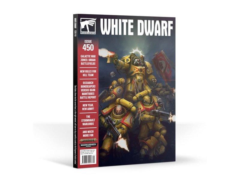 Games Workshop White Dwarf January 2020 (English)