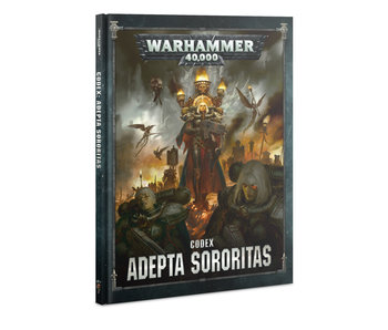 Codex Adepta Sororitas (HB) (English)