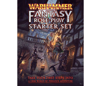 Warhammer Fantasy Rpg 4th Edition Starter Set
