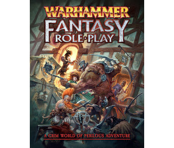 Warhammer Fantasy Rpg 4th Edition Rulebook